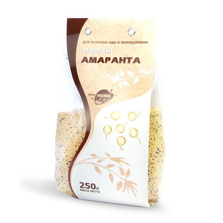 c82e75c36a8 Купить Семена амаранта Образ жизни 250 г в интернет магазине ...